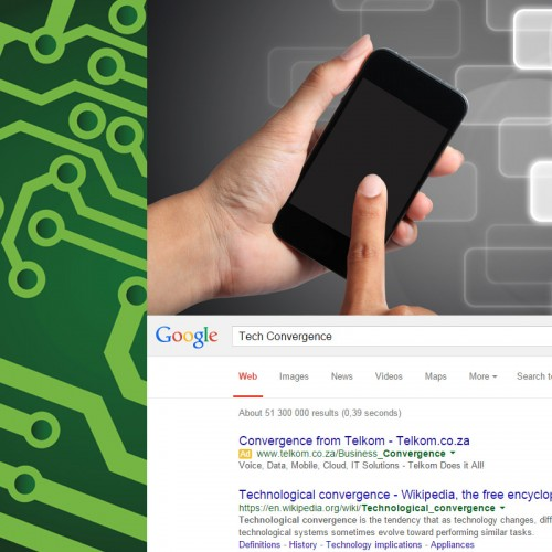 Convergence & The Future of Search